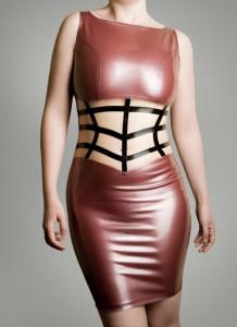Waist Cage Dress