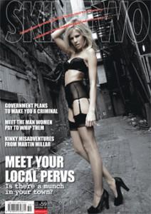 SkinTwo magazine