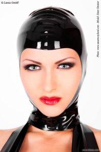 オープンフェイスマスクの例