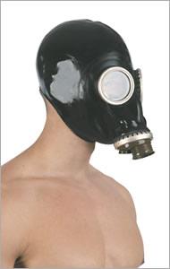 Russian gasmask GPA