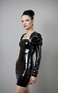 decadent cyber dress