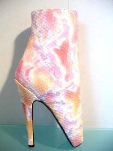 Ballet Heel Boots