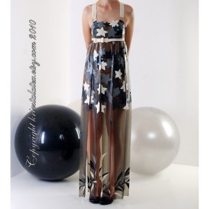 Secession Inspired Dress