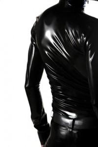 Impression Mens Long Sleeve Latex Top