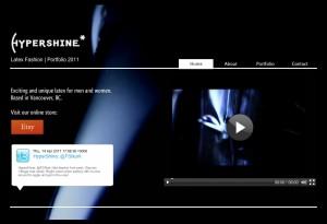 hyper shine web site