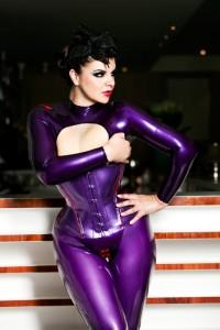 Corset Purple