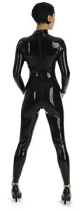 07005 Latex catsuit