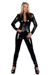 Gloss Catsuit