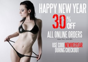 2012 New Year Sale