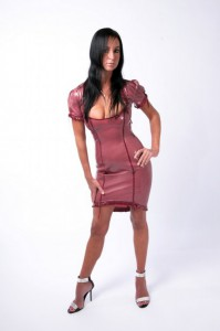 GRACE rubber dress