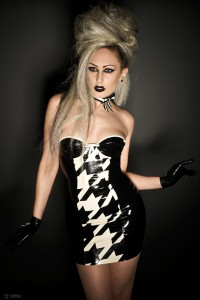 Mini Dress With Underwired Cups