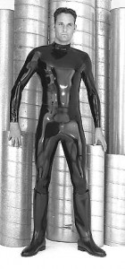 Cocoon Male Catsuit