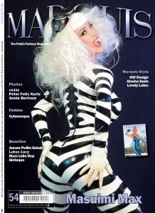 Marquis No.54 Cover