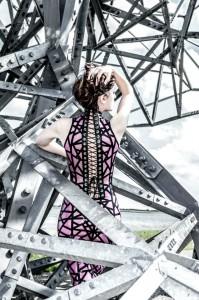 Corset dress Andromeda