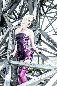 Dress Gemini, Stockings with application
