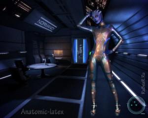 Mass Effect Asari 1