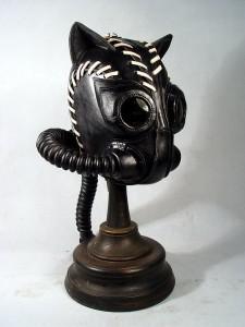 Catwoman Gasmask 1