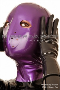 Latex Hannibal Hood