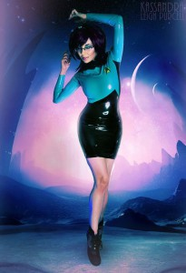 Star Trek Dress 2