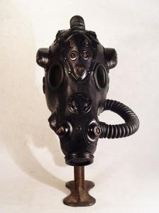 Cyber Horse Gasmask 1