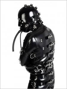 High-end bondage suit 3