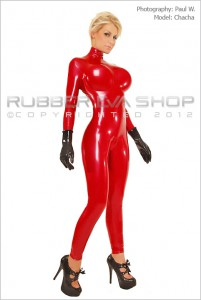 Underwired Breast Cup Catsuit