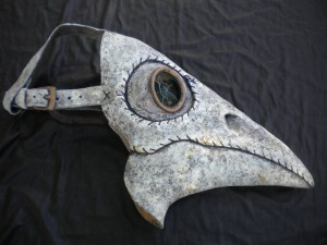 Plague Doctor latex mask