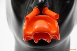 Anatomical Latex Mask 3