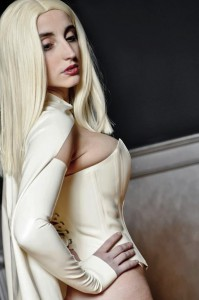Latex Cosplay Emma Frost