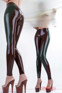 Skintight Latex Leggings
