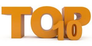 2013 Top 10