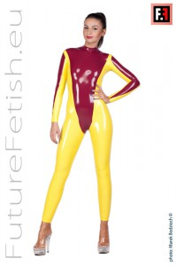 0248 NECK ENTRY CATSUIT