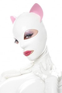 Rubber55 Cat Hood