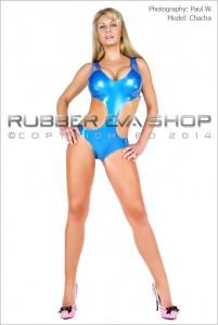 Barbarella Rubber Swimsuit 1
