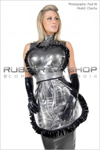 Underwired Sleeveless Rubber Body 3