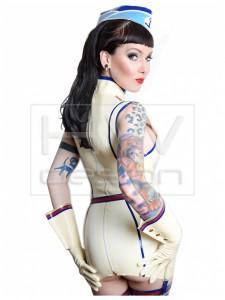 Dress Sailor Back