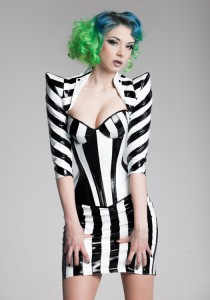 Betelgeuse Striped Suit 1