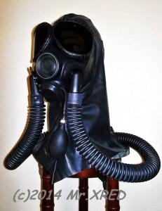 Gas Mask Hood 1