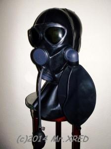 Gas Mask Hood 3