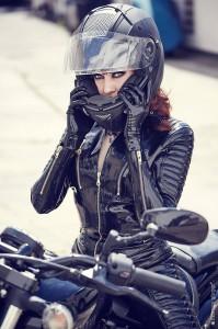 Biker Catsuit