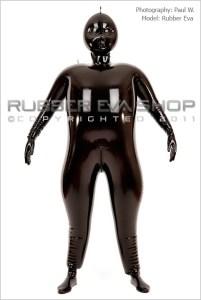 rubbereva inflatable catsuit インフレータブルキャットスーツの例