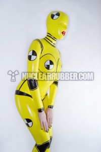 CRASH TEST DUMMY Catsuit