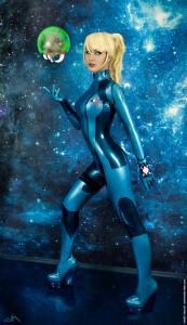 Samus Aran Zero Suit
