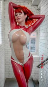 Bianca Catsuit front