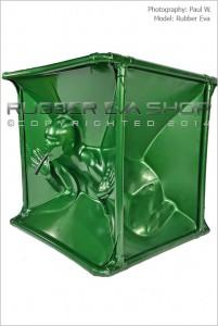 vacuum cube バキュームベッド(立体型)の例