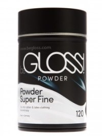 beGLOSS Talcum Powder