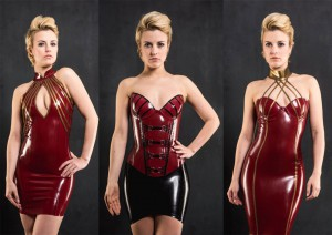 Inner Sanctum NY2015/2016 Latex Collection