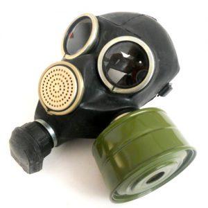 ロシアGP-7ガスマスク