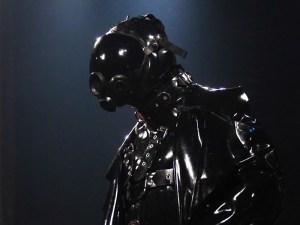 ガスマスクの改造