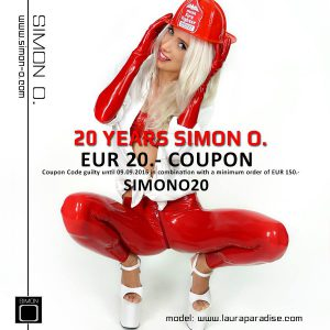 Simon.O Coupon